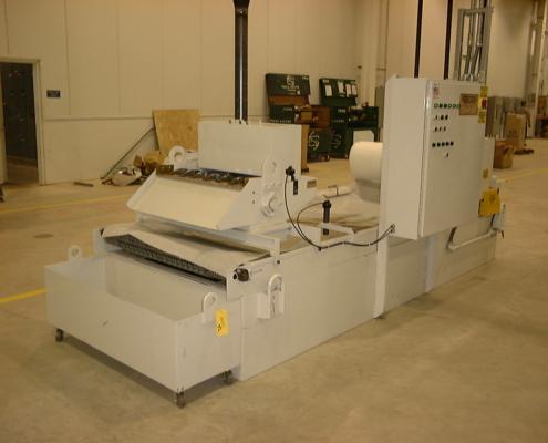 Magnetic/Paper Bed Coolant Filtration - Grinding, Honing